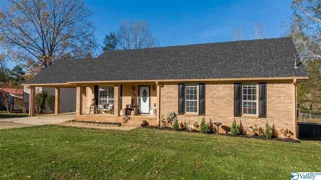 249 Lakewood Drive, Scottsboro, AL 35769 (MLS #1770077) :: Southern Shade Realty