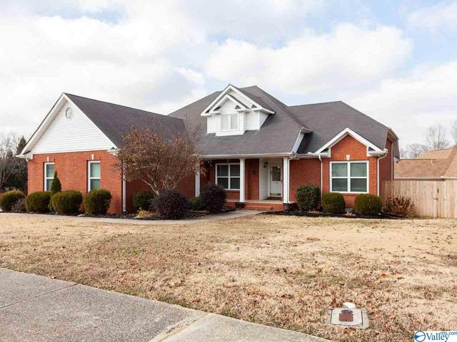 100 Tea Party Circle, Madison, AL 35758 (MLS #1770259) :: LocAL Realty