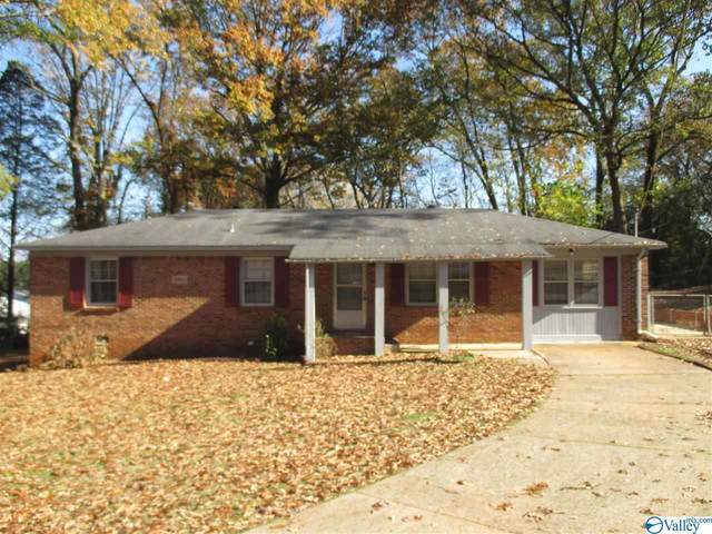 2900 Greenhill Drive, Huntsville, AL 35810 (MLS #1770363) :: Coldwell Banker of the Valley