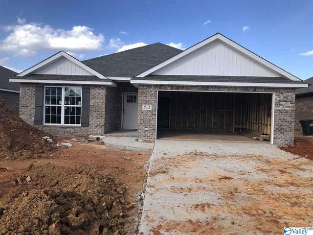 52 Sage Oak Drive, Priceville, AL 35603 (MLS #1770558) :: Southern Shade Realty