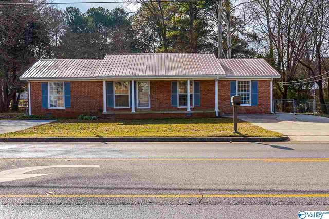 8441 Old Madison Pike, Madison, AL 35758 (MLS #1770847) :: MarMac Real Estate