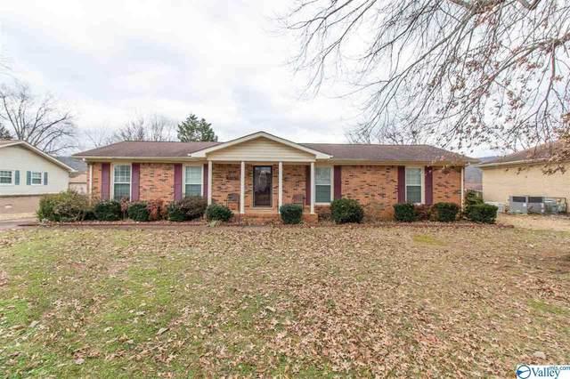 2020 Pettus Drive, Huntsville, AL 35811 (MLS #1772813) :: MarMac Real Estate