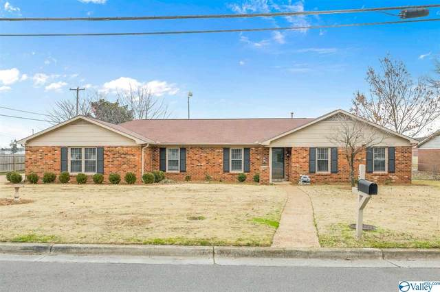 2702 Mctavish Avenue, Decatur, AL 35603 (MLS #1773598) :: Southern Shade Realty