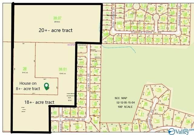 4403 Foxwood Drive, Decatur, AL 35603 (MLS #1774291) :: MarMac Real Estate
