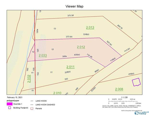 Lot 12 County Road 137, Cedar Bluff, AL 35959 (MLS #1774667) :: LocAL Realty