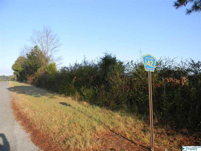 Tract # 2 County Road 142, Sand Rock, AL 35959 (MLS #1775459) :: Rebecca Lowrey Group