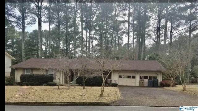 813 Longbow Drive, Decatur, AL 35603 (MLS #1775509) :: Coldwell Banker of the Valley
