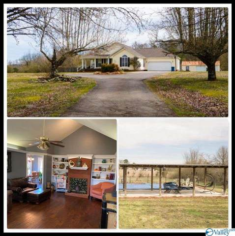 1323 Pleasant Hill Road, Boaz, AL 35956 (MLS #1775919) :: LocAL Realty