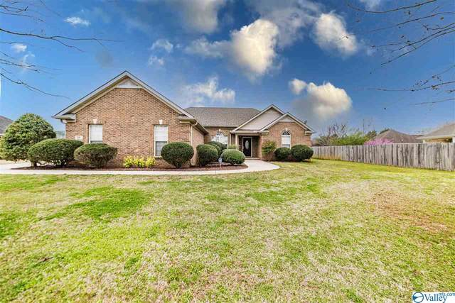 114 Castlehill Drive, Meridianville, AL 35759 (MLS #1776688) :: Green Real Estate