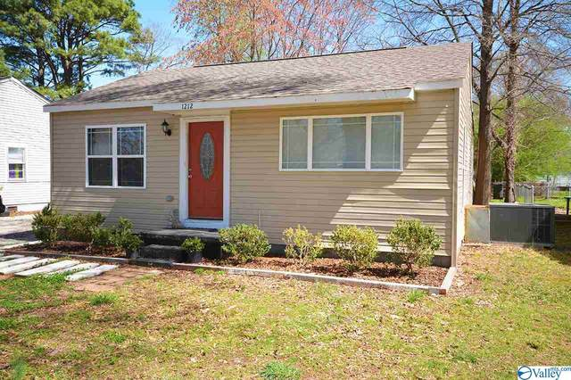 1212 Broadus Avenue, Decatur, AL 35601 (MLS #1777056) :: Rebecca Lowrey Group