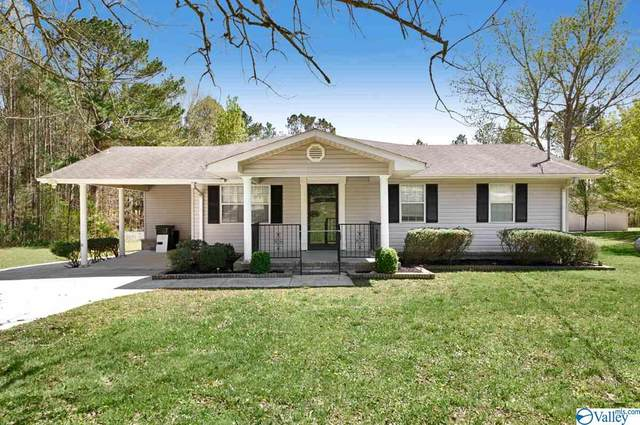 3214 Cherry Tree Road, New Hope, AL 35760 (MLS #1777279) :: Green Real Estate