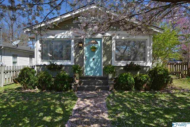 1521 NE Beirne Avenue, Huntsville, AL 35801 (MLS #1777289) :: MarMac Real Estate