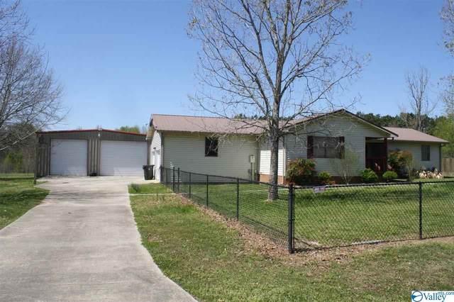 1368 Carter Grove Road, Hazel Green, AL 35750 (MLS #1777392) :: RE/MAX Distinctive | Lowrey Team