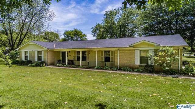 110 Flowerwood Drive, Meridianville, AL 35759 (MLS #1777607) :: Green Real Estate