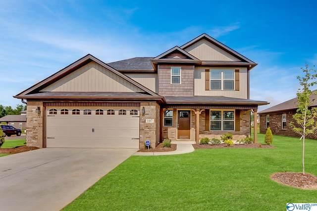 208 Toney School Road, Toney, AL 35773 (MLS #1778330) :: MarMac Real Estate