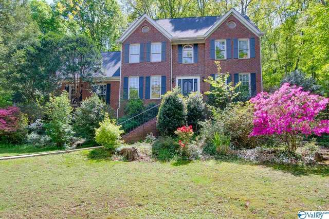 7909 Smoke Rise Road, Huntsville, AL 35802 (MLS #1778342) :: Southern Shade Realty