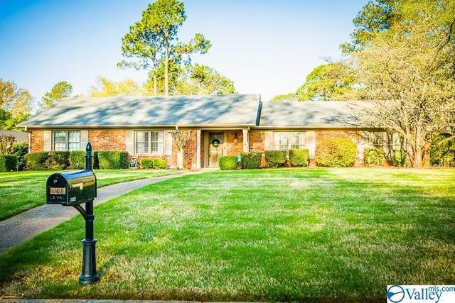 2203 Fleetwood Drive, Decatur, AL 35601 (MLS #1778393) :: Southern Shade Realty