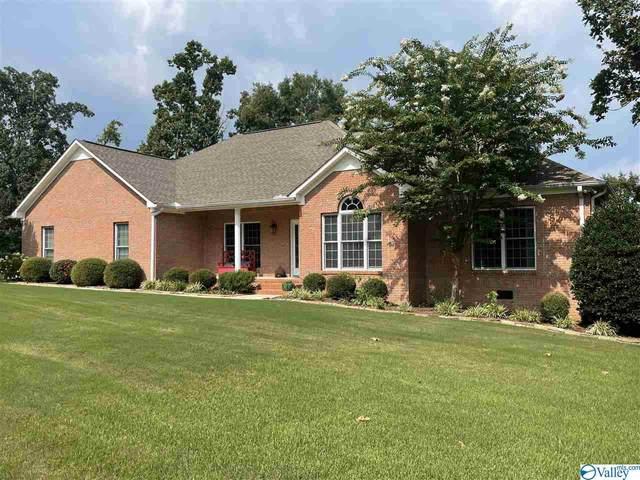 141 Eagle Ridge Drive, Guntersville, AL 35976 (MLS #1778486) :: RE/MAX Unlimited