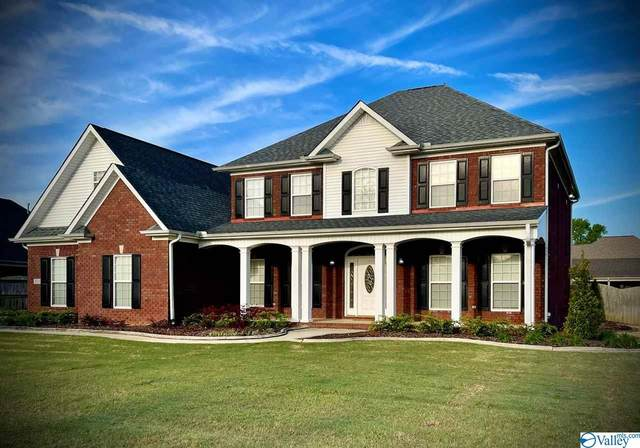 2009 Brayden Drive, Decatur, AL 35603 (MLS #1778487) :: Green Real Estate