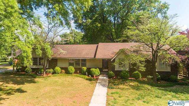 7802 Lent Drive, Huntsville, AL 35802 (MLS #1779253) :: Dream Big Home Team | Keller Williams