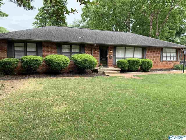 1614 NE Chapman Avenue, Huntsville, AL 35811 (MLS #1780196) :: Southern Shade Realty