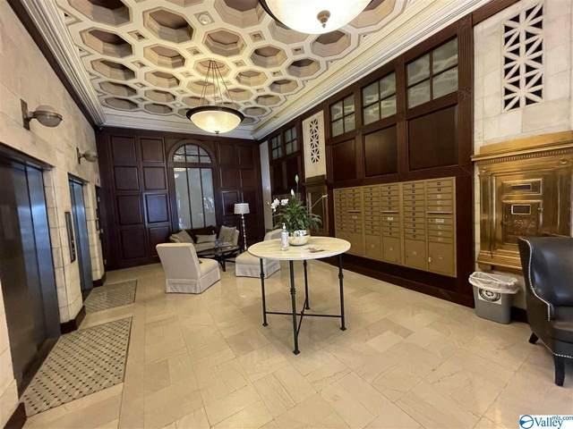 2024 2nd Avenue #1603, Birmingham, AL 35203 (MLS #1780568) :: MarMac Real Estate