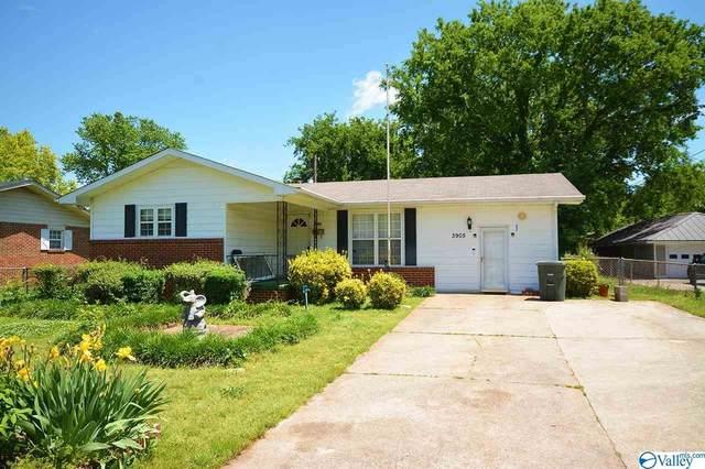 3905 Wilks Place, Huntsville, AL 35805 (MLS #1780604) :: Southern Shade Realty