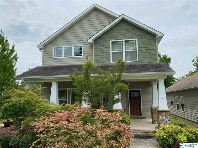 1028 NE Rison Avenue, Huntsville, AL 35801 (MLS #1780653) :: Dream Big Home Team | Keller Williams