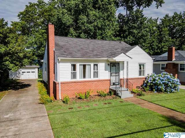 2208 Gallatin Street, Huntsville, AL 35801 (MLS #1780897) :: The Pugh Group RE/MAX Alliance