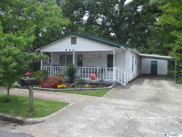 511 Grady Street, Gadsden, AL 35904 (MLS #1781359) :: RE/MAX Distinctive | Lowrey Team
