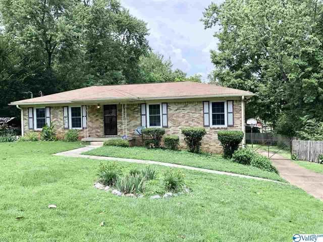 2704 Mercedes Avenue, Huntsville, AL 35810 (MLS #1783473) :: MarMac Real Estate