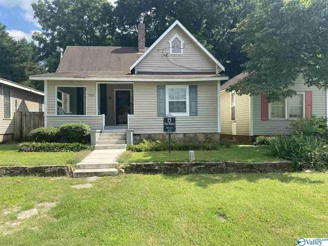 712 Oshaughnessy Avenue, Huntsville, AL 35801 (MLS #1783733) :: Legend Realty
