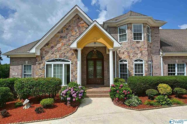 2201 Forest Chapel Circle, Huntsville, AL 35811 (MLS #1784393) :: Southern Shade Realty