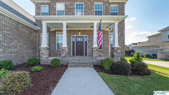 6 Greenbrier Wood, Madison, AL 35756 (MLS #1784743) :: MarMac Real Estate