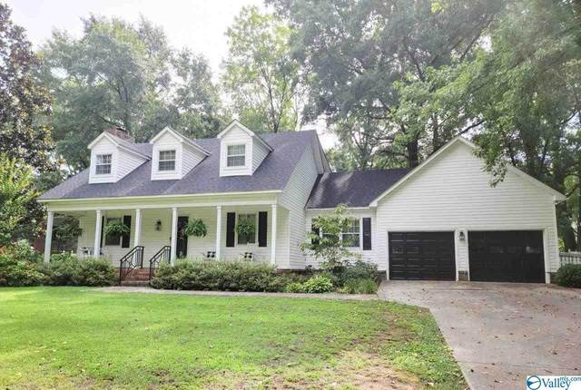 109 Tanglewood Drive, Moulton, AL 35650 (MLS #1785424) :: Rebecca Lowrey Group
