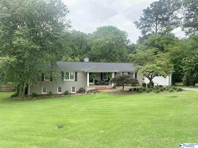 808 Country Club Drive, Gadsden, AL 35901 (MLS #1786120) :: Green Real Estate
