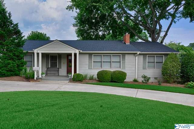 1207 Dale Drive, Huntsville, AL 35801 (MLS #1786261) :: Rebecca Lowrey Group