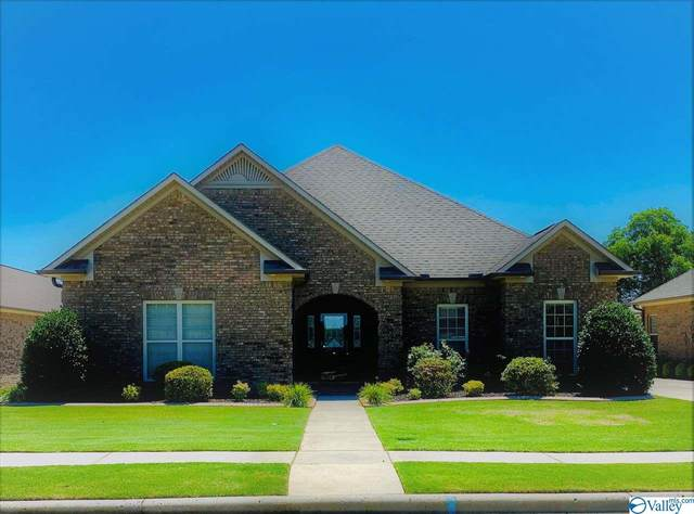 25378 Castlebury Drive, Athens, AL 35613 (MLS #1786529) :: Coldwell Banker of the Valley