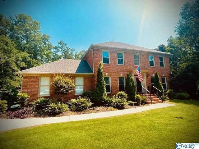 2418 Surrey Lane, Decatur, AL 35601 (MLS #1786735) :: MarMac Real Estate