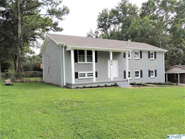 424 Curtis Drive, Huntsville, AL 35803 (MLS #1786818) :: Green Real Estate