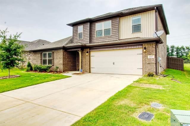 107 Morning Dew Road, Toney, AL 35773 (MLS #1787153) :: MarMac Real Estate