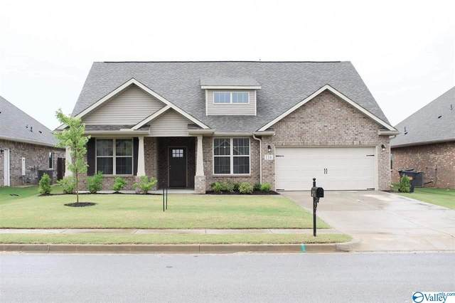 116 Willow Bank Circle, Priceville, AL 35603 (MLS #1787413) :: Legend Realty