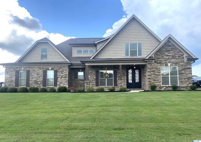 111 Alex Trace Drive, Meridianville, AL 35759 (MLS #1788539) :: Green Real Estate