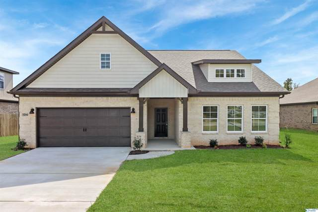 194 Yarbrough Road, Harvest, AL 35749 (MLS #1788878) :: Southern Shade Realty