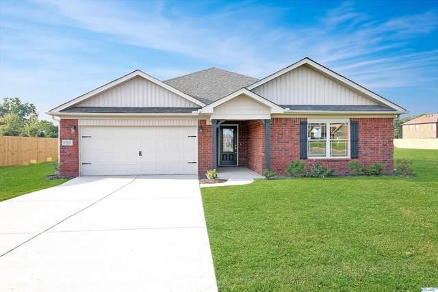 118 Toney School Road, Toney, AL 35773 (MLS #1788883) :: MarMac Real Estate