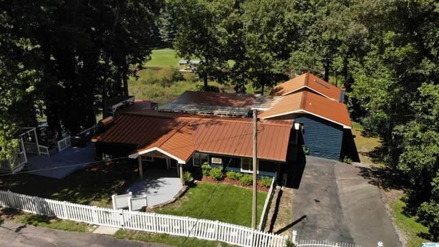 4516 Hideaway Drive, Guntersville, AL 35976 (MLS #1789094) :: Green Real Estate