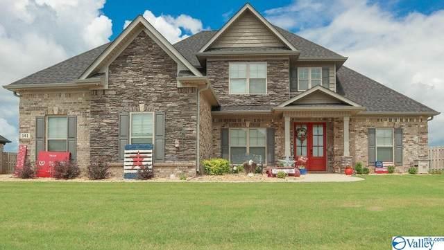 141 Stonycrossing Road, Meridianville, AL 35759 (MLS #1789114) :: Green Real Estate