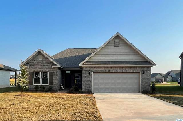 108 Hosel Circle, Meridianville, AL 35759 (MLS #1789476) :: Green Real Estate
