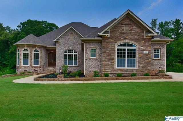 114 Phillips Ridge Drive, Huntsville, AL 35811 (MLS #1789848) :: LocAL Realty