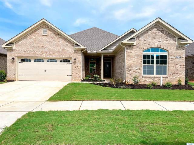 9420 NW Crysillas Drive, Madison, AL 35757 (MLS #1789891) :: MarMac Real Estate